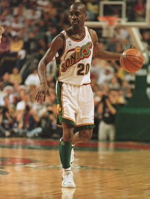 Gary Payton was the best point guard in the NBA during his prime years