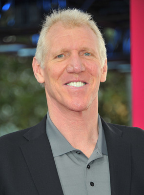 LOS ANGELES, CA - FEBRUARY 20:  Former NBA player Bill Walton arrives to the T-Mobile Magenta Carpet at the 2011 NBA All-Star Game on February 20, 2011 in Los Angeles, California.  (Photo by Alberto E. Rodriguez/Getty Images)