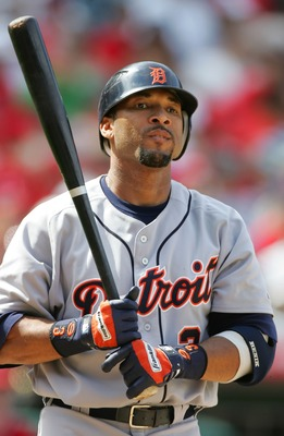 ANAHEIM, CA - JULY 28:  Gary Sheffield #3 of the Detroit Tigers gets ready to bat against the Los Angeles Angels of Anaheim at Angels Stadium July 28, 2007 in Anaheim, California.  (Photo by Lisa Blumenfeld/Getty Images)