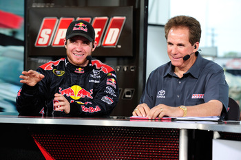 Pre-race Coverage with Darrel Waltrip and Brian Vickers