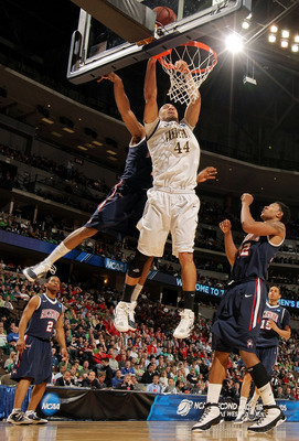 DENVER, CO - MARCH 17:  Jeffery Taylor #44 of the Vanderbilt Commodores goes to the hoop against the Richmond Spiders during the second round of the 2011 NCAA men's basketball tournament at Pepsi Center on March 17, 2011 in Denver, Colorado.  (Photo by Do