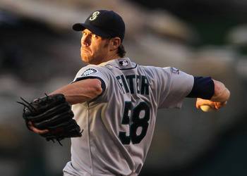 Long and lean Doug Fister would be an excellent addition to the Rangers' rotation.