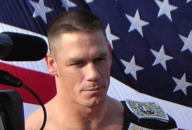 John Cena Hairstyles Pictures http://bleacherreport.com/articles/776134-john-cena-5-reasons-that-he-deserves-more-respect-than-hes-given