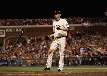 Aubrey Huff, the home run and RBI leader for the 2010 world champions, is hitting just .232 so far in 2011.