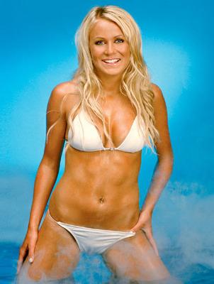 The Look: Swedish bikini team. Too easy? Sexy Fact: In June 2011, ...