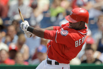 Can Roger Bernadina handle being an everyday outfielder for the Nationals?