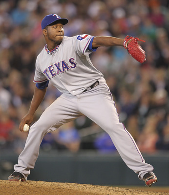 Neftali Feliz could be heading to the rotation in 2012, leaving the Rangers lacking a closer.