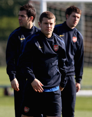 Fabregas, Ramsey, and Wilshere: Collectively the Past, Present, and Future for Arsenal FC