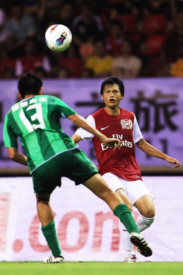 "Ryo Miyaichi: Hailed the Japanese ""Ronaldo"" - minus the diving and the hissy fits"