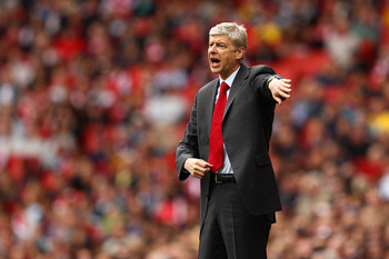 Arsene Wenger: Alchemy is a tricky art