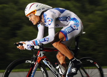Roy was one of the most agresive FDJ riders