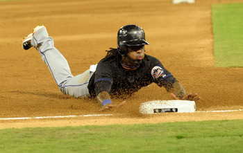 I have Jose Reyes Staying Put with the Mets