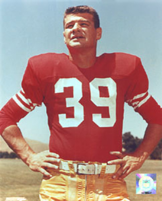 Hugh McElhenny was a great 49er running back