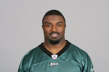 PHILADELPHIA - 2009:  Brian Westbrook of the Philadelphia Eagles poses for his 2009 NFL headshot at photo day in Philadelphia, Pennsylvania.  (Photo by NFL Photos)