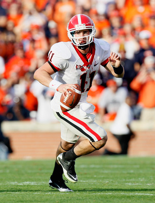 QB Aaron Murray