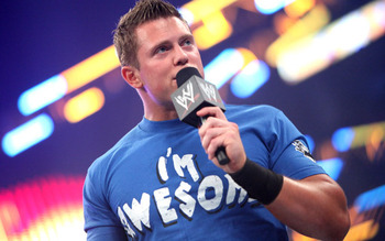 The Miz is still gonna be a bigtime player on WWE Programming!
