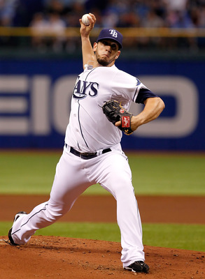 All-Star James Shields could be the next Rays starting pitcher to fly away, after Scott Kazmir and Matt Garza were traded away.