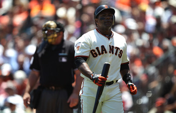 Miguel Tejada was placed on the disabled list on July 19.