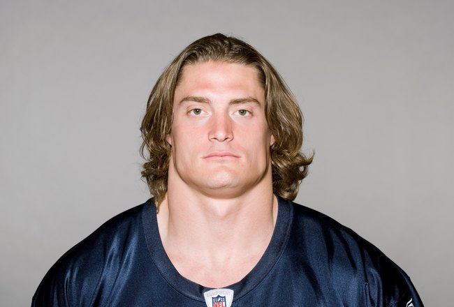 ORCHARD PARK, NY - 2009:  Paul Posluszny of the Buffalo Bills poses for his 2009 NFL headshot at photo day in Orchard Park, New York. (Photo by NFL Photos)