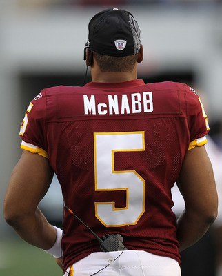 McNabb makes the Vikings a credible playoff team.