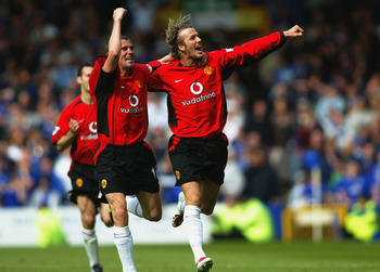 Becks: The Game's Biggest Name