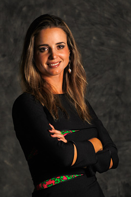 ORLANDO, FL - DECEMBER 03:  Beatriz Recari of Spain poses for a photo at the LPGA Rolex Awards Reception at the Hyatt Regency Grand Cypress on December 3, 2010 in Orlando, Florida.  (Photo by Scott Halleran/Getty Images for LPGA)