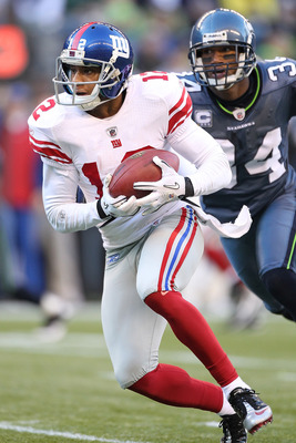Steve Smith (Giants)