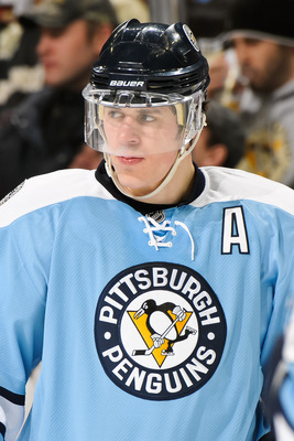Evgeni Malkin is one of the most exciting young talents in the game today.