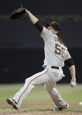 Two time Cy Young award winner Tim Lincecum