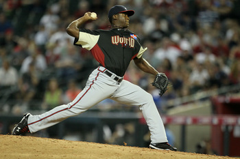 Vizcaino has an elite arm but has struggled with injuries since being traded from New York.