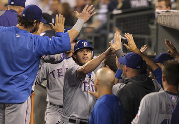 The Rangers shut the Mariners out for a second straight night, with a 4-0 victory.