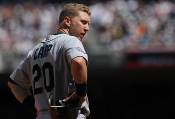 The Mariners couldn't believe themselves after scoring eight runs, and still losing.