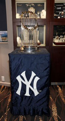 The Yankees want another World Series trophy. Trading the whole farm for Ubaldo Jimenez doesnt guarantee it.