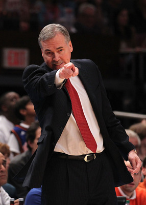He may not know what the word defense means, but Mike D'Antoni's done a pretty good job in New York so far.