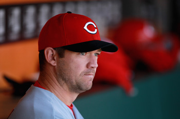 Scott Rolen is on the disabled list, for the second time this season.