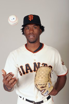 SCOTTSDALE, ARIZONA - FEBRUARY 23:  Henry Sosa of the San Francisco Giants poses during photo day at Scottsdale Stadium on February 23, 2009 in Scottsdale, Arizona. (Photo by: Harry How/Getty Images)