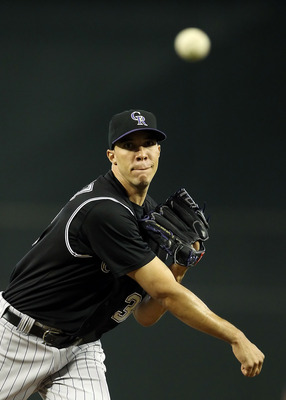 The cost for Colorado Rockies RHP is prohibitive