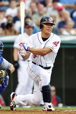 Kosuke Fukudome wasn't a bad addition to the Cleveland Indians.