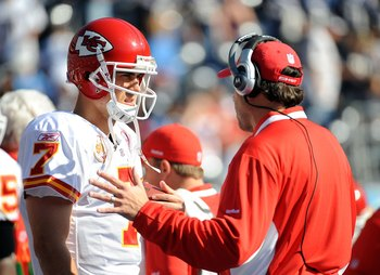Matt Cassel and Todd Haley are a dynamic duo for the offensive attack of the Kansas City Chiefs heading into 2011, their third year together.