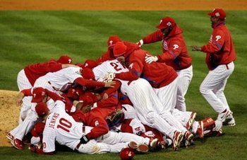 Can the Phillies celebrate another World Series title?