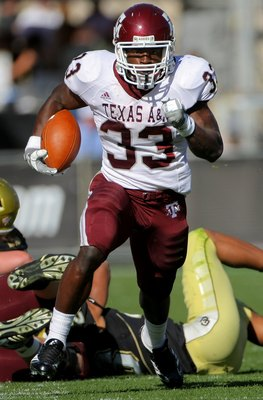 RB Christine Michael, Texas A&M