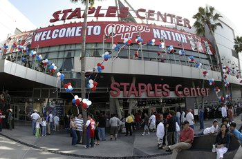 You can't think of LA without thinking of...the Clippers??