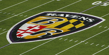 BALTIMORE, MD - SEPTEMBER 19:  A general view of the field before the game between the Baltimore Ravens and the Pittsburgh Steelers at M&T Bank Stadium on September 19, 2004 in Baltimore, Maryland. The Ravens defeated the Steelers 30-13. (Photo by Doug Pe