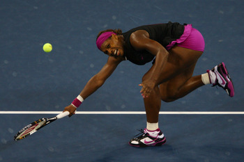 Serena Williams lost a controversial match to Kim Clijsters at the 2009 U.S. Open.