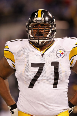Could big ol' 71 be returning to the Steelers?