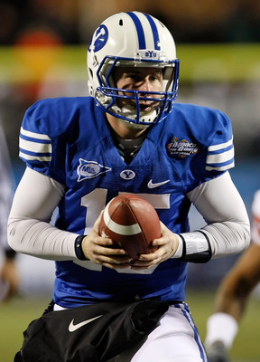 Max Hall and the BYU Cougars