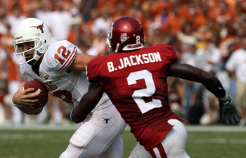 The Red River Rivalry is one of the premier games in College Football