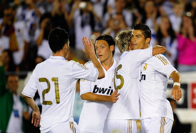 Real Madrid: 5 Games to Look Forward to in 2011/12