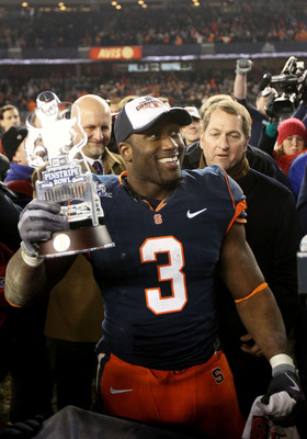As star RB Delone Carter heads to the NFL, Syracuse will have to find someone to handle the workload.
