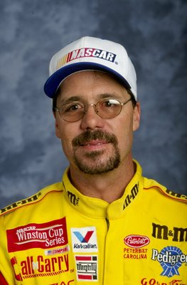 8 Feb 1999:  Driver Ernie Irvan #36 poses for a studio portrait during the NASCAR Daytona 500 Speedweek - Winston Cup Series at the Daytona International Speedway in Daytona, Florida.